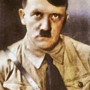 Leaders Of Wwii, Adolf Hitler Poster