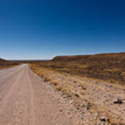 Namibia Road Poster