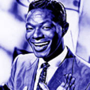 Nat King Cole Collection Poster
