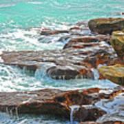 5- Ocean Reef Shoreline Poster