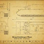 Panzerkampfwagen Maus Poster