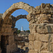 Paphos Archaeological Park - Cyprus Poster