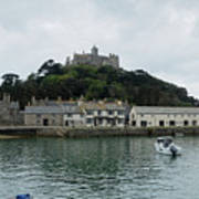 St Michael's Mount Cornwall Poster