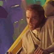 Star Wars 3 Art Poster