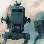 Star Wars Episode 3 Poster Poster