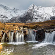 The Fairy Pools, Isle Of Skye Poster