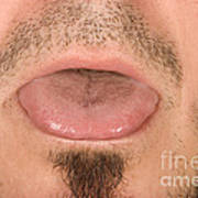 Tongue Poster