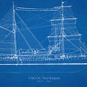U.s. Coast Guard Cutter Northland Poster
