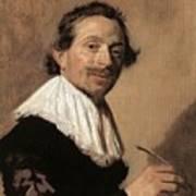 50chambr Frans Hals Poster