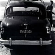 50's Surfer Poster