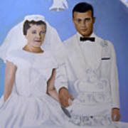 50th Wedding Poster