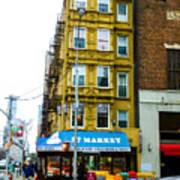 57 Market New York City Poster