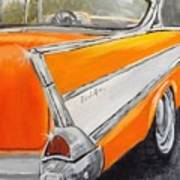 '57 Tangerine Poster