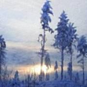 Landscape On Nature Poster