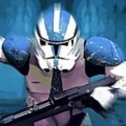 A Star Wars Art Poster