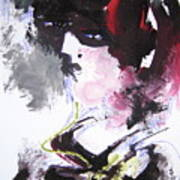 Abstract Figure Art Poster