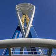Emirates Spinnaker Tower Poster