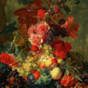 Fruit Piece Poster