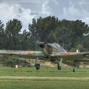Mark 1 Hawker Hurricane Poster
