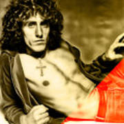 Roger Daltrey Collection Poster