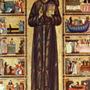 St Francis Of Assisi Poster