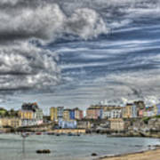 Tenby Harbour Poster