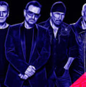 U2 Collection Poster