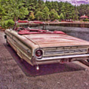 64 Ford Poster