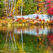 Autumn Season In Killarney Poster