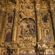 Cathedral Of Seville - Seville Spain Poster