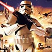 Collection Star Wars Art Poster