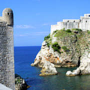 Croatia, Dubrovnik Poster