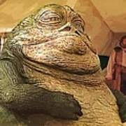 Jedi Star Wars Poster Poster