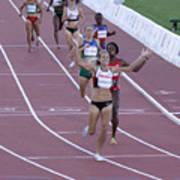 Pam Am Games Athletics Poster
