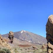Tenerife - Mount Teide Poster