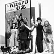 Wizard Of Oz, 1939 Poster