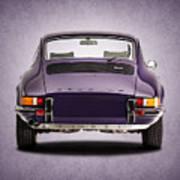 73 Porsche 911 Poster