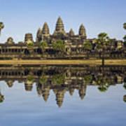 Angkor Wat Poster by MotHaiBaPhoto Prints