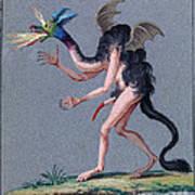 Demonology, 18th Century Poster