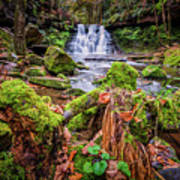 Goit Stock Waterfall Poster
