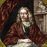 Johannes Hevelius, Polish Astronomer Poster