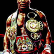 Mike Tyson Collection Poster