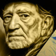 Willie Nelson Collection Poster