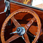 Classic Wooden Runabouts Poster
