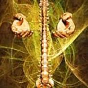 Healing Hands Poster by Joseph Ventura