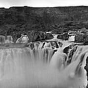 Idaho: Shoshone Falls Poster