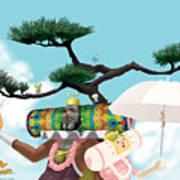 Katamari Damacy Poster