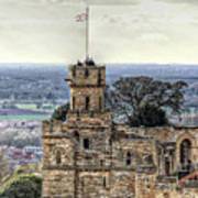Lincoln England United Kingdom Uk Poster