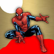 Spiderman Collection Poster