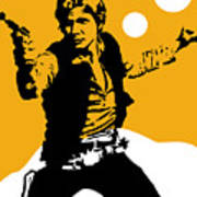 Star Wars Han Solo Collection Poster